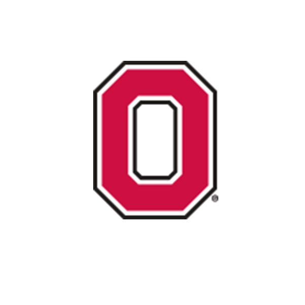 OSU Block 'O' Scarlet & Black